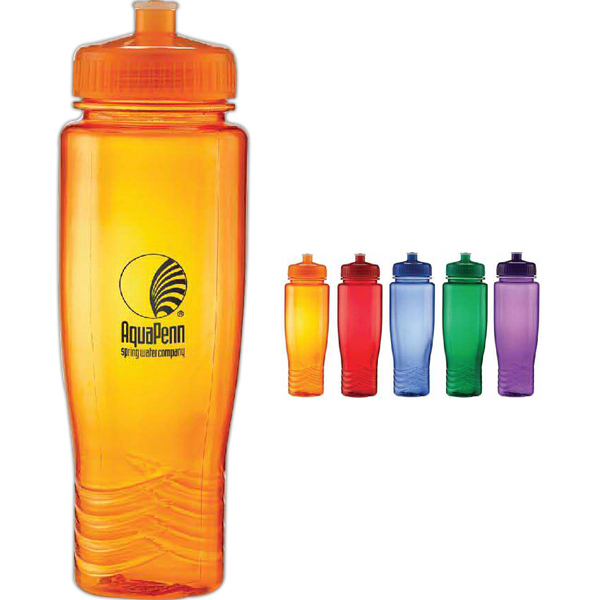 Promotional Glow Bottle - 1 Day