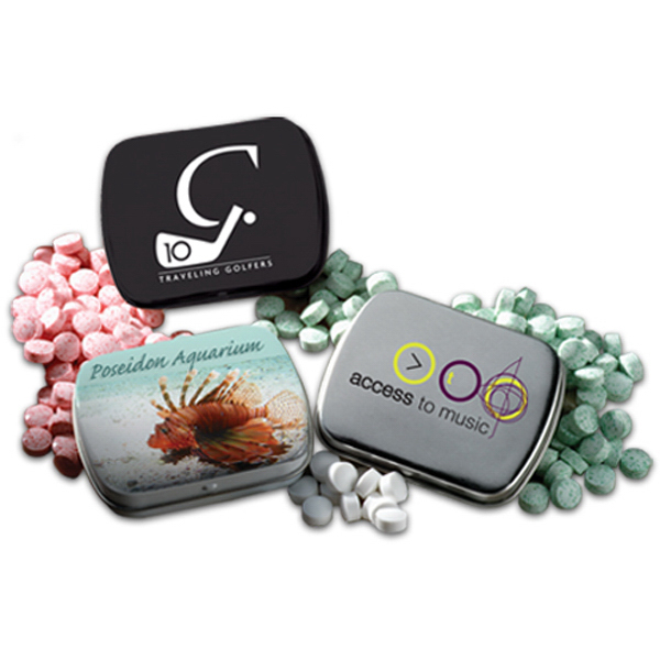 Custom Mints in Small Mint Tin-1 Day