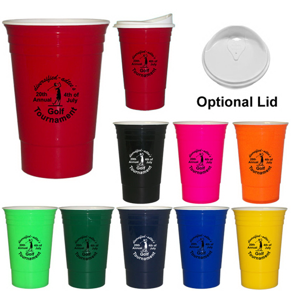 The CUP - 16 Oz. Double Wall Insulated Party Cup