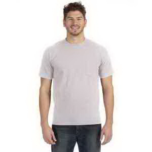 Anvil (R) Heavyweight Ringspun Pocket T-Shirt