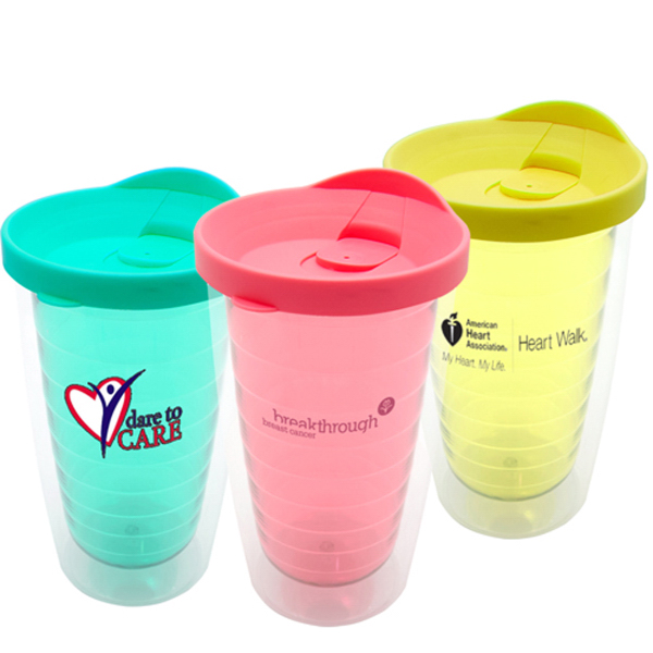 Personalized 14 oz. Awareness Tumbler
