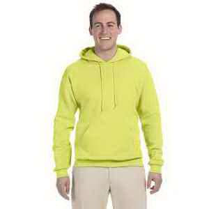 Jerzees (R) Tall 8 oz 50/50 NuBlend (R) Fleece Pullover Hood