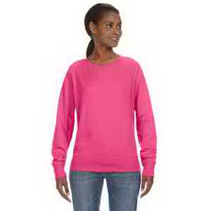 LAT Ladies' Slouchy Pullover