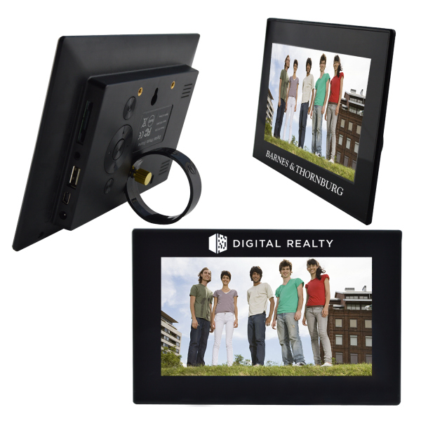 "7"" LCD High Definition Photo Frame"