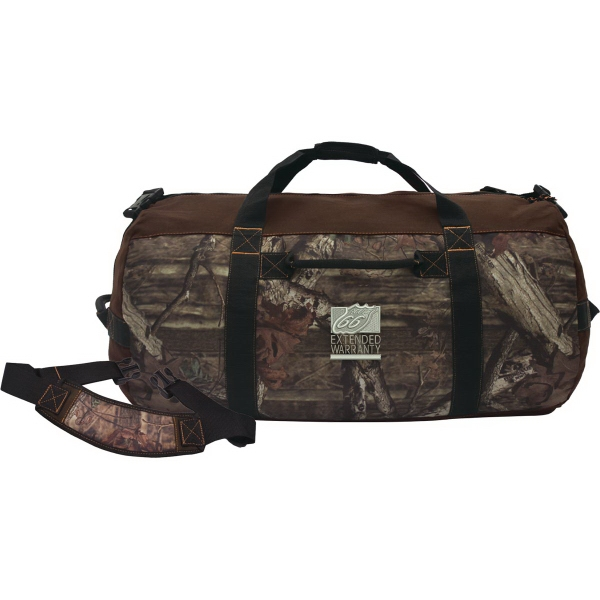 "Mossy Oak 30"" Barrel Duffel"