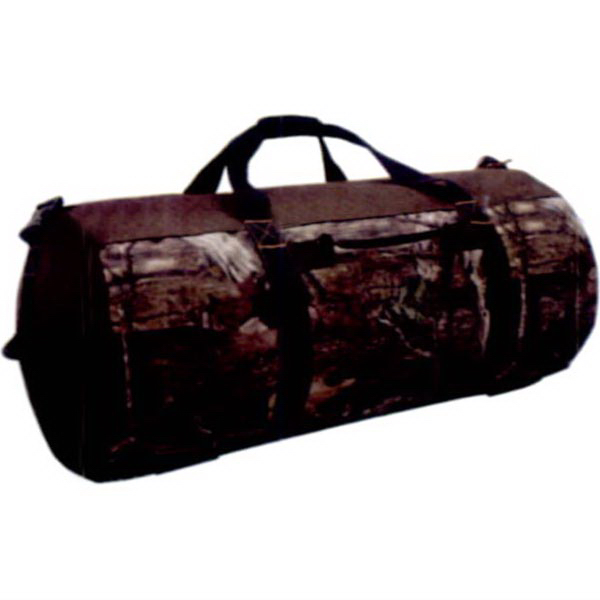 "Mossy Oak 42"" Barrel Duffel"