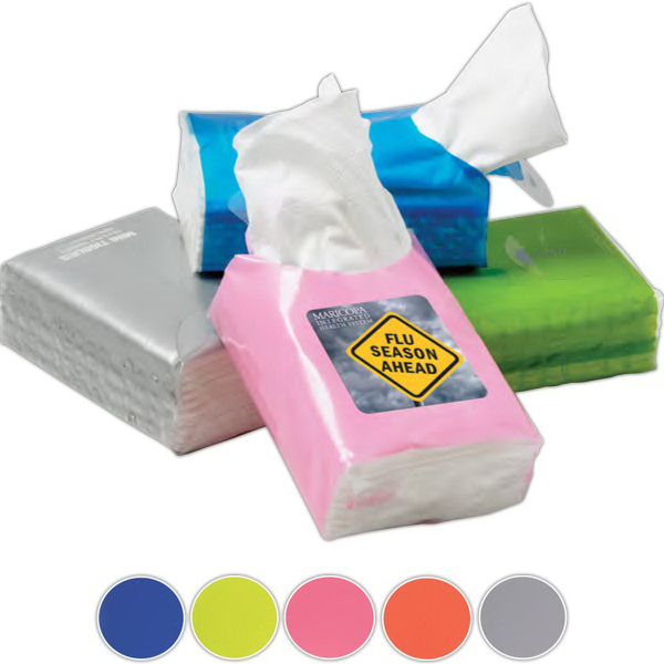 Promotional Mini Tissue Packs