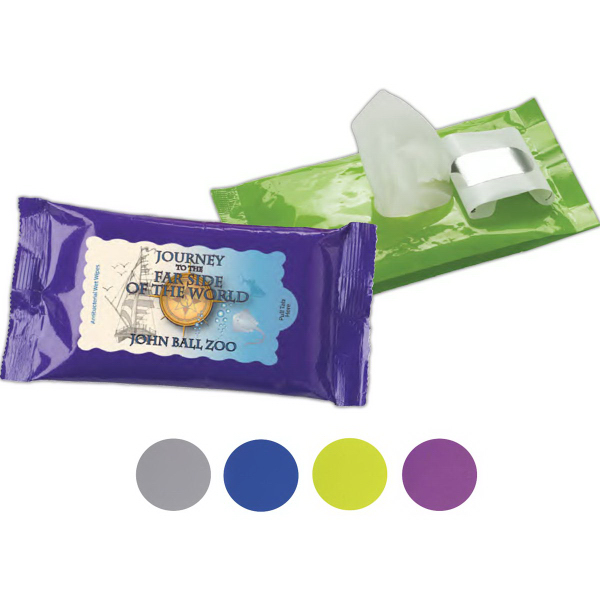 Promotional Antibacterial Wet Wipes
