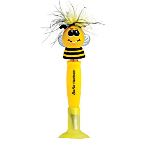 Customized Goofy Bee Pen