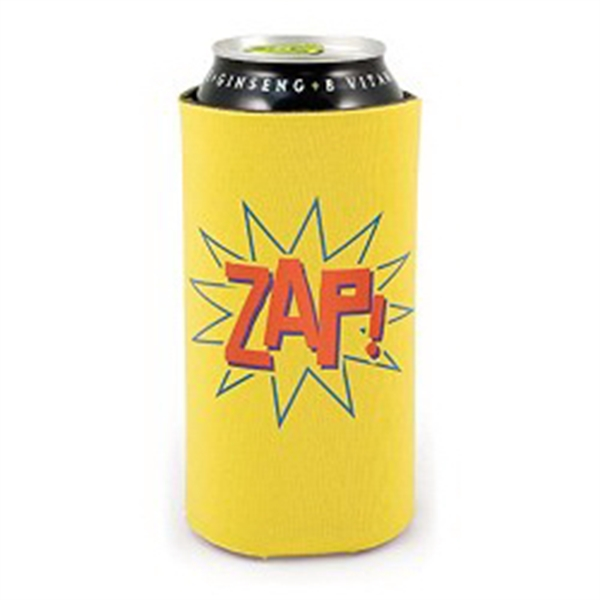 Custom Large Energy Drink Coolie