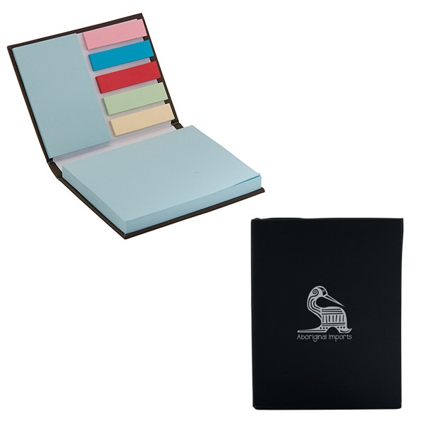 The Assistant 250 Sheet Sticky Note Book