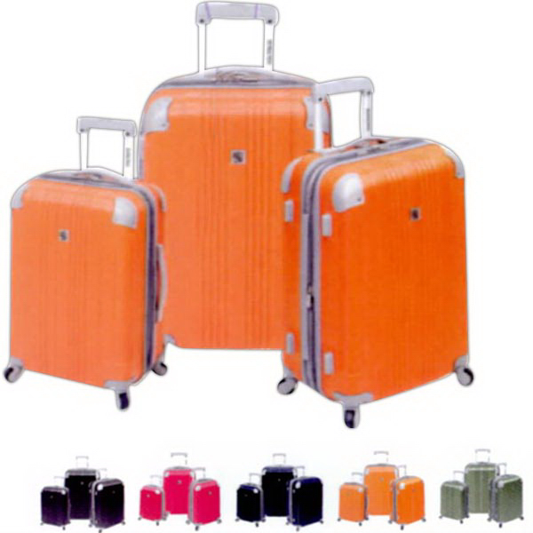 Newport 3 Pc Set Luggage