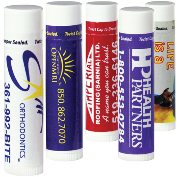 Personalized Natural Lip Balm