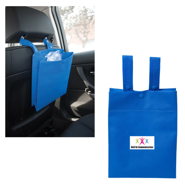 Trash Stash Auto Litter Bag