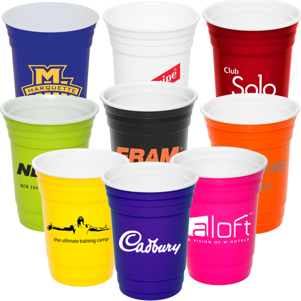 PARTY CUP 16oz doublewall
