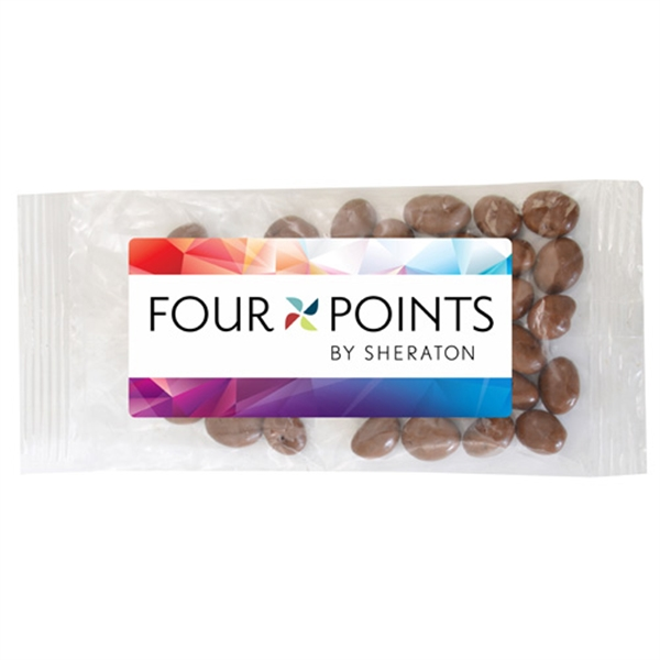 Large Bountiful Bag Full Color Label with Chocolate Raisins