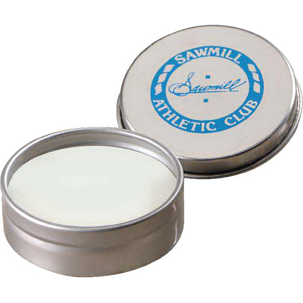 Chocolate Lip Balm SPF15 in Small Metal Pocket Tin