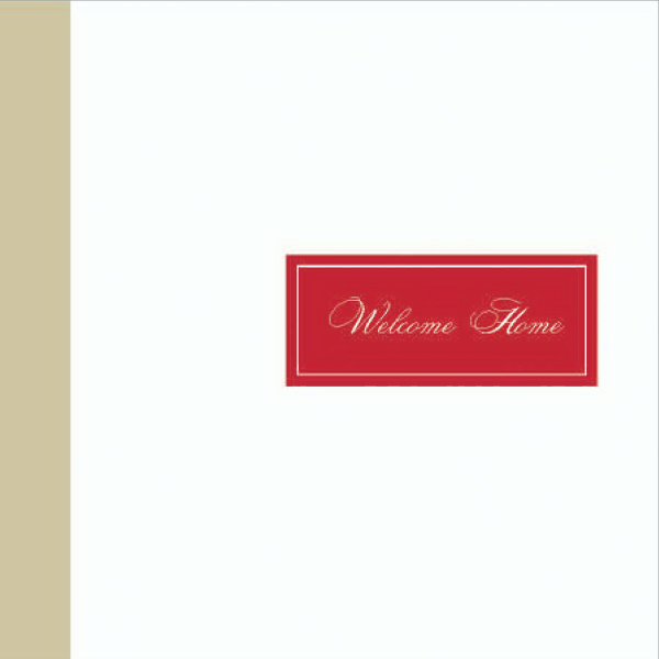 Printed Gift of Inspiration Series: Welcome Home