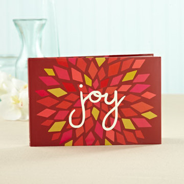 Custom Quotation Book: Joy