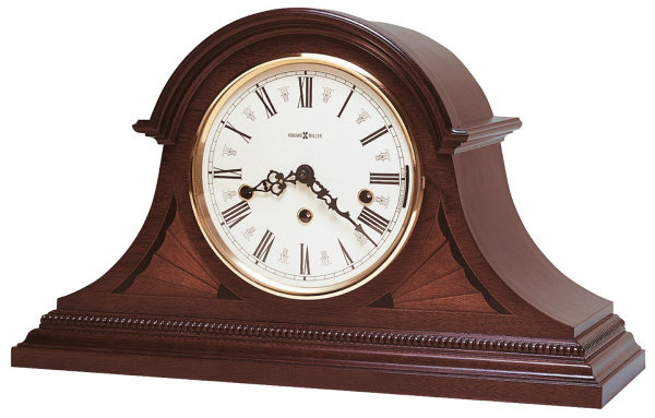 Downing chiming mantel clock