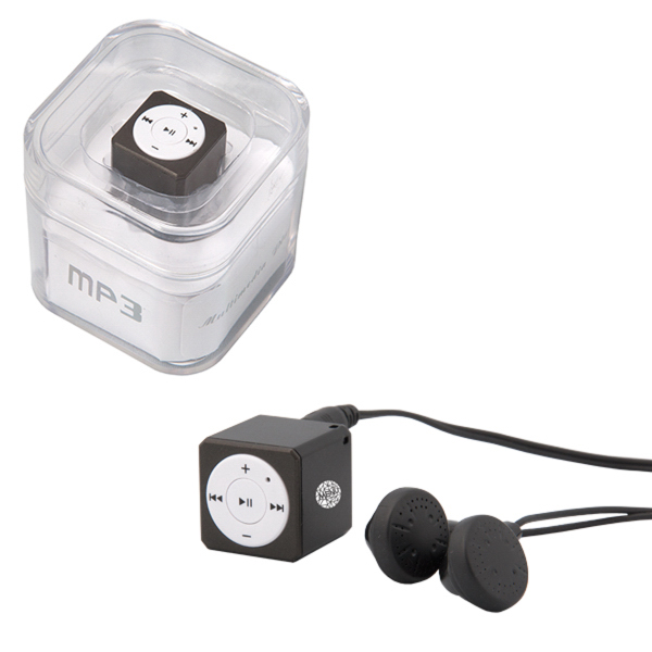 SOUND BUDDY 2 GB CUBE MP3 PLAYER
