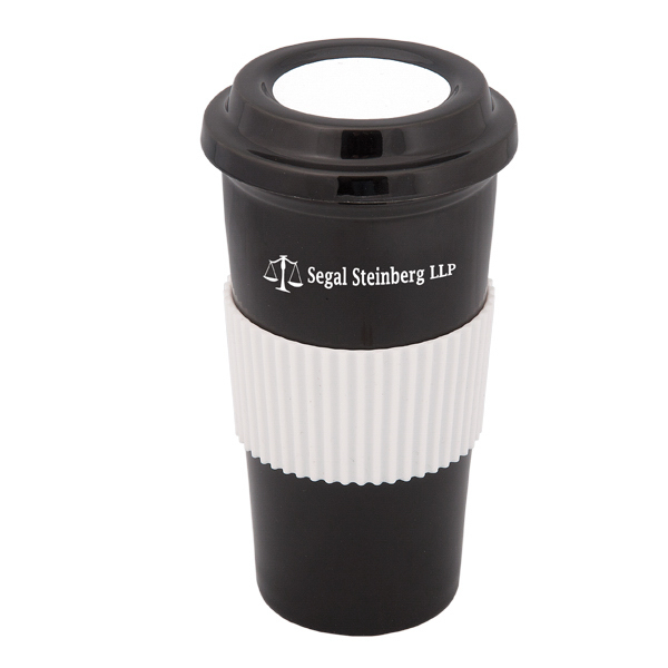 The Boss 500 mL. (17 oz.) Glossy Mug