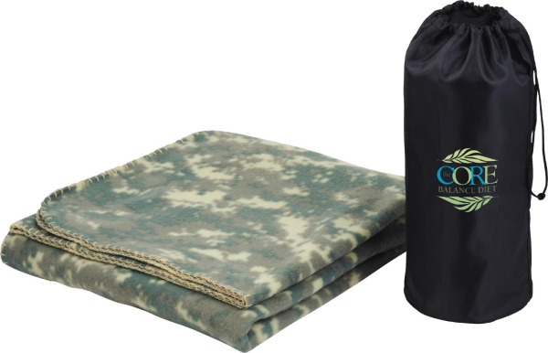 Wellington Blanket with Pouch