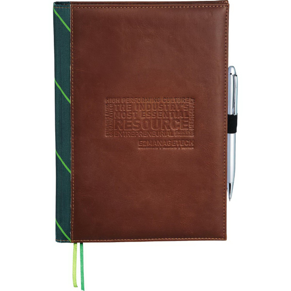The Dapper Large Bound JournalBook (TM)