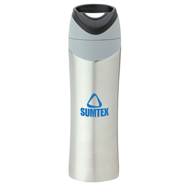 Imprinted 16 oz Steel Vacuum Tumbler