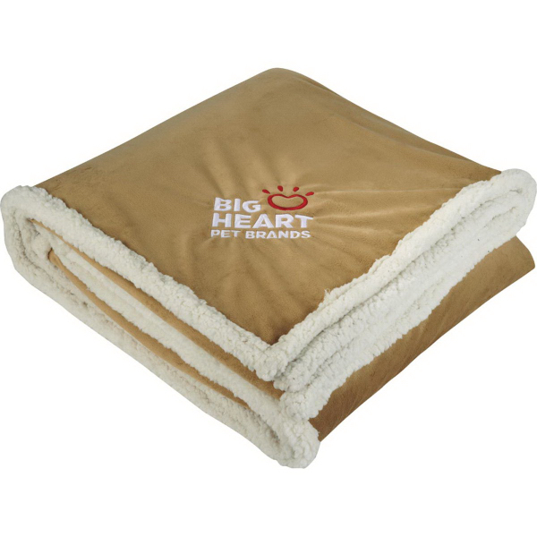 Field & Co. (TM) Cambridge Oversized Sherpa Blanket