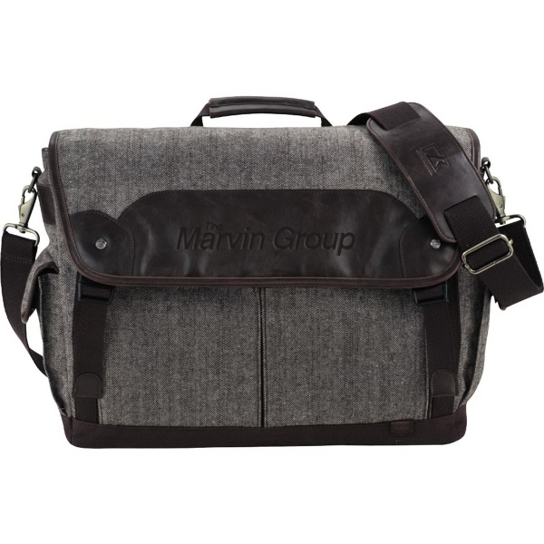 Cutter & Buck (R) Pacific Fremont Compu-Messenger Bag