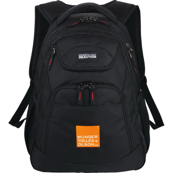 Kenneth Cole (R) Reaction Compu-Backpack