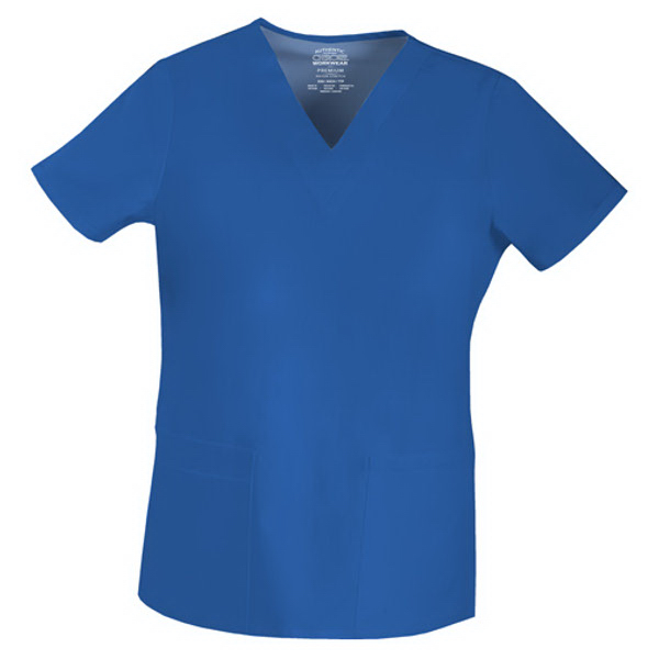 Cherokee Workwear Premium V-Neck Top