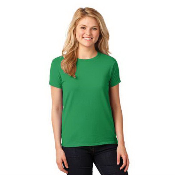 Gildan (R) Ladies Heavy Cotton (TM) 100% Cotton T-Shirt