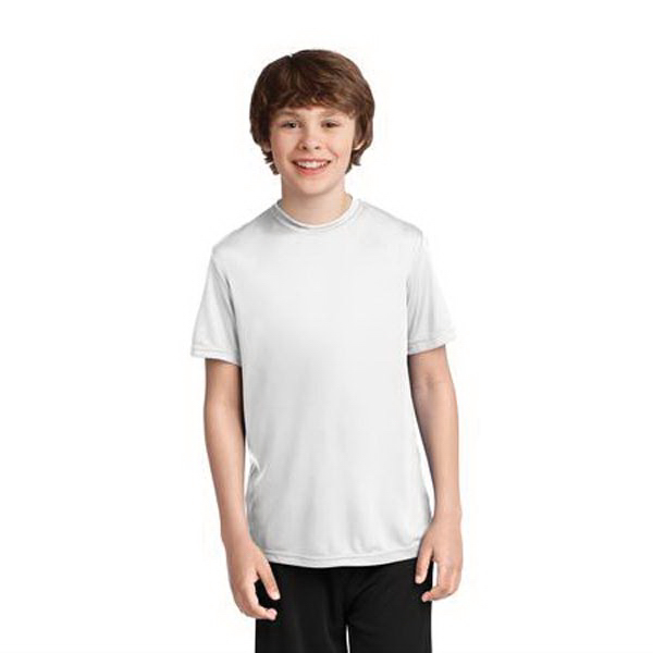 Port & Company (R) Youth Essential Performance Tee