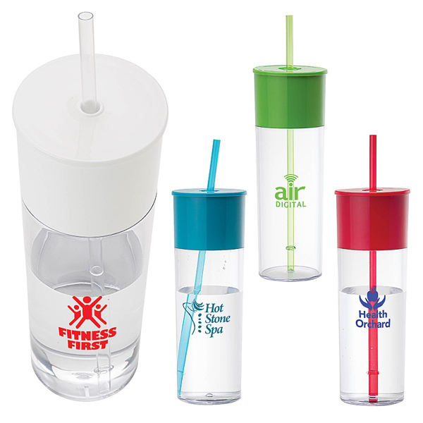 Imprinted 22 oz. AS Tumbler