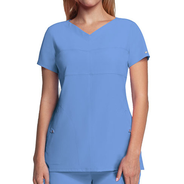 Barco Grey's Anatomy Signature Series Women's V-Neck Top