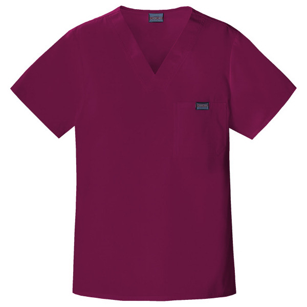 Cherokee Workwear Men's V-Neck Top