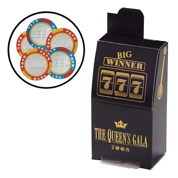 Copy of Slot Machine Box / Poker Chips (5)