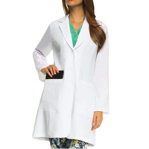 Imprinted Barco Grey's Anatomy Signature Women's Lab Coat