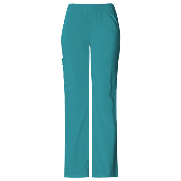 Personalized Cherokee Flexibles Mid-Rise Knit Waist Pull-On Pant