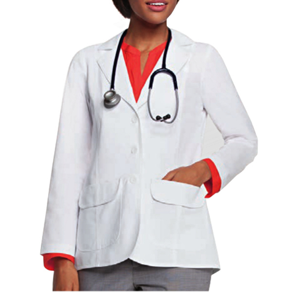 Barco Women's Flap Pocket Lab Coat