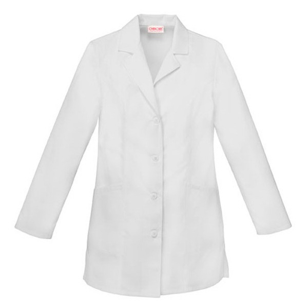 Cherokee Women's Princess Seam Lab Coat