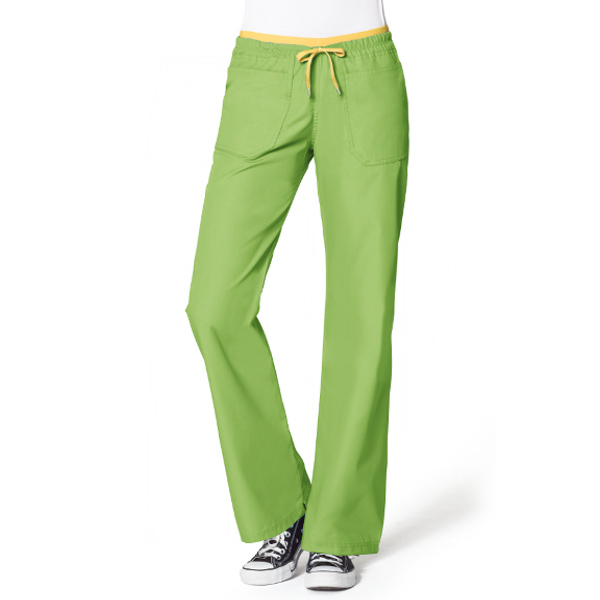 "Wink Origins ""The Uniform"" Mid-Rise Pull-On Pant"