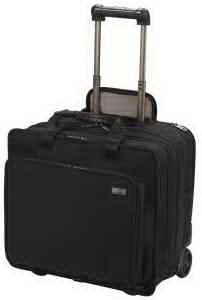 Rolling Trevi Expandable Wheeled Laptop Case