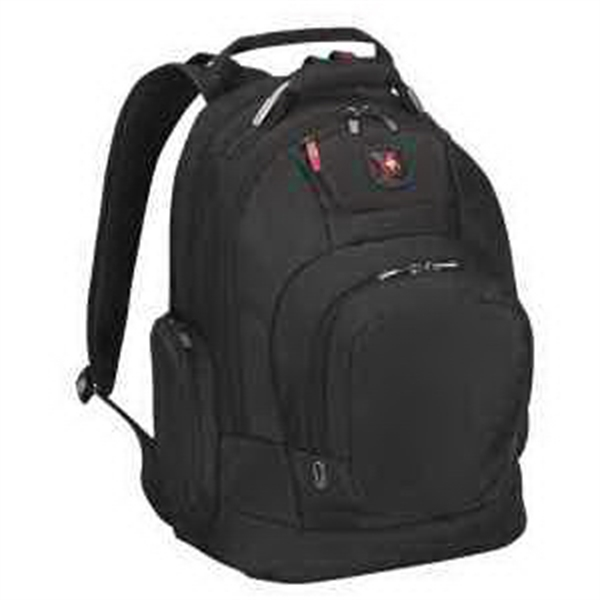 "DIGITIZE 16"" deluxe computer backpack with tablet / eReader"