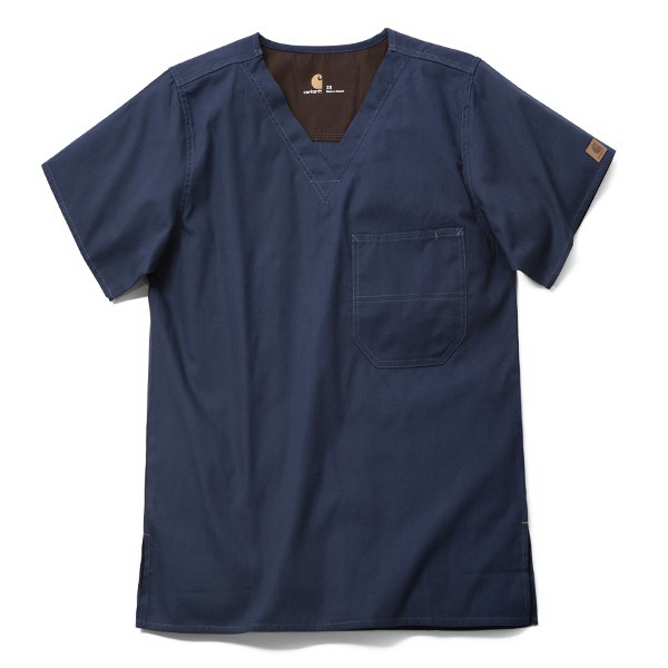Carhartt Premium Unisex V-Neck One Pocket Top