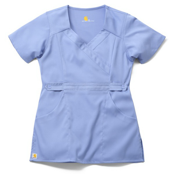 Carhartt Work-Flex Women's Three Pocket V-Neck Top