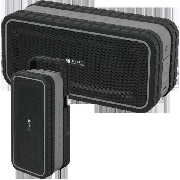 RoxBox(TM) Powerhouse Bluetooth(R) Speaker/Power Pack Combo