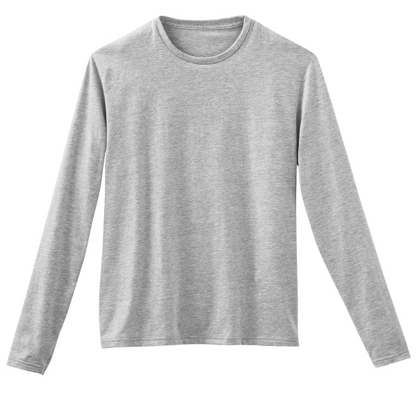 White Swan Fundamentals Men's Long Sleeve Layering Tee